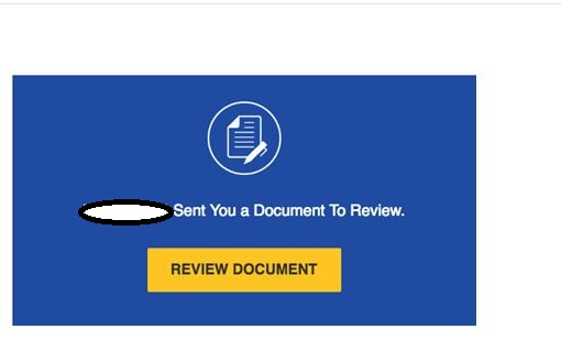 Review New Document In OneDrive - Message (HTML)